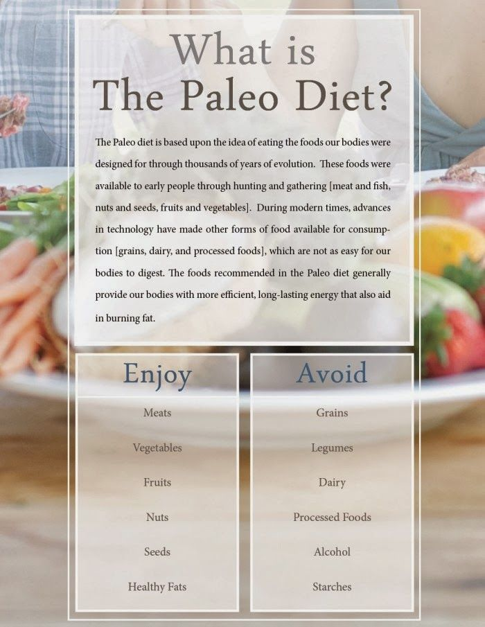 All About Paleo Diet.