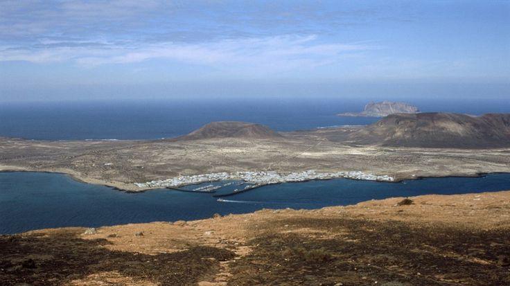 #canarie #isola Graciosa