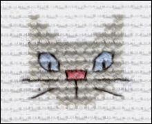 Free Cross-Stitch Patterns - Animals and more