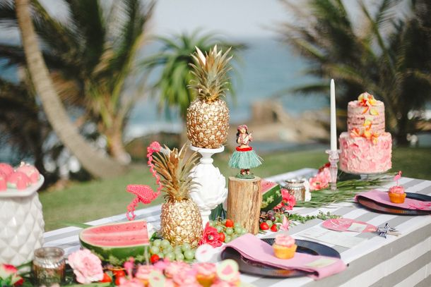 482 Best Tropical Wedding Ideas Images On Pinterest: Best 25+ Tropical Bridal Showers Ideas On Pinterest