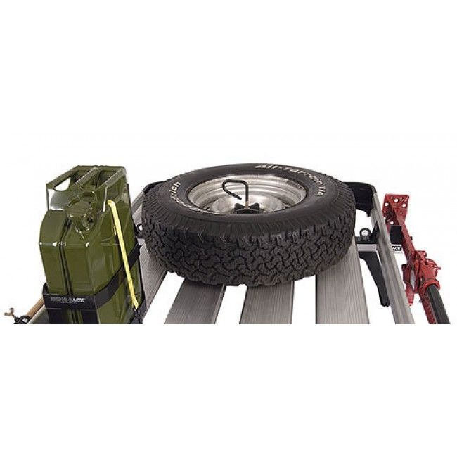 RHINO SPARE WHEEL HOLDER - Roof Rack Superstore