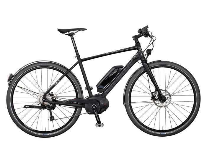Kreidler Big Blind Performance 400Wh Shimano XT 10-speed – Rowery elektryczne