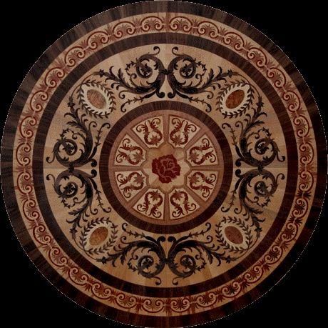 Hardwood Flooring Inlays Designs Inlay Floor Patterns Wood