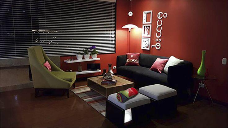 Encuentra las mejores ideas e inspiración para el hogar. Sala Comedor Bogotá por Omar Plazas Decoración y Diseño Interior | homify