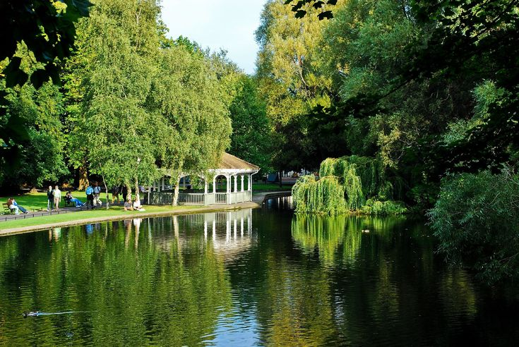 Stephen's Green, Dublin