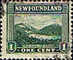 Newfoundland 1923 Twin Hills Tor s Cove Fine Used SG 149 Scott 131 Other North American and British Commonwealth Stamps HERE!