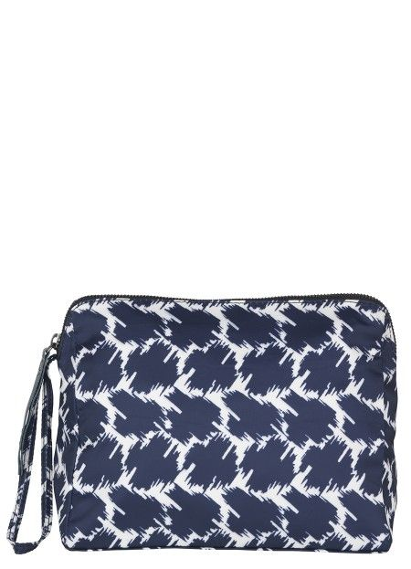 Beck Söndergaard Cosmetics bag. It calls itself Louella, and enjoys long walks on the beach.