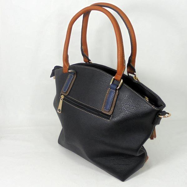 4dd8e7c48 Bolso negro con camel fleco. Bolso granate flores. #bolso #accesorios  #complementos
