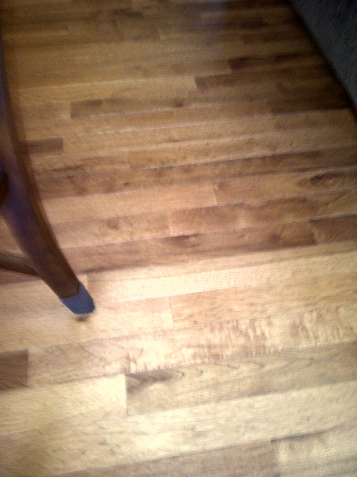 Somerset hardwood style character grade color hickory for Somerset flooring