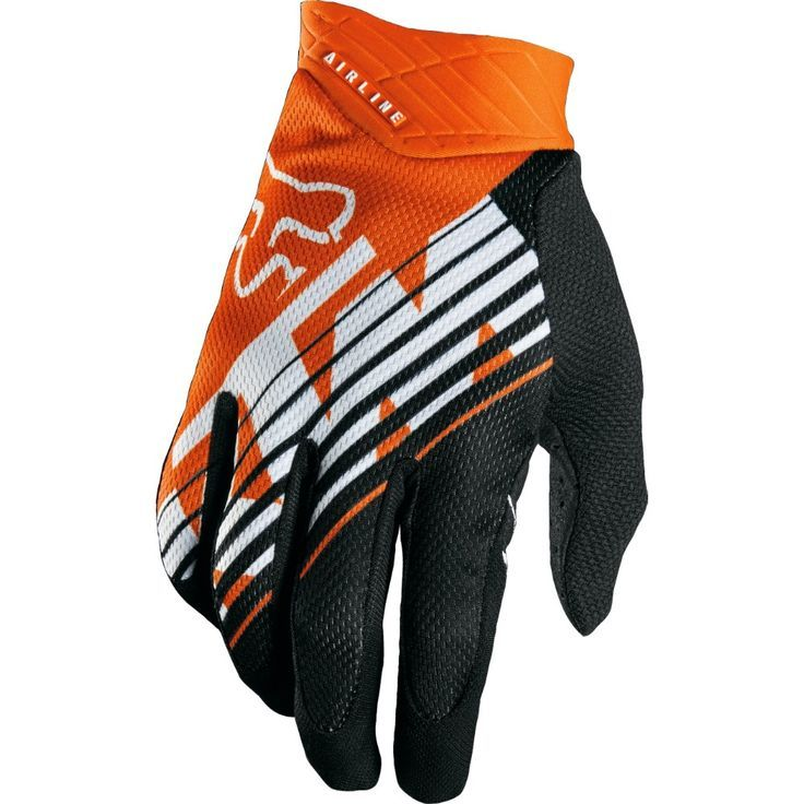 schöne Schuhe sehr bequem 50% Preis Purchase the Fox Racing Airline KTM Gloves at Canada's Motorcycle ...