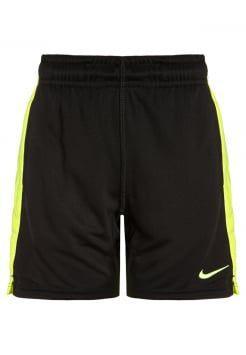 Nike Performance - DRY FLY - Korte broeken - black/volt