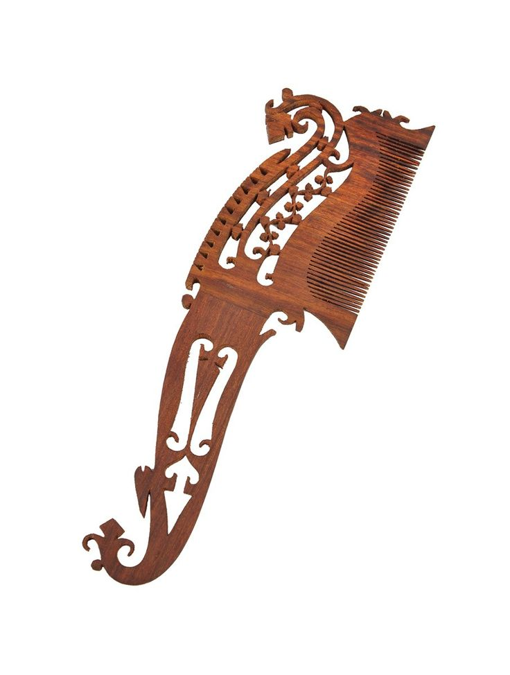 Carved wooden comb hair styles accessories pinterest