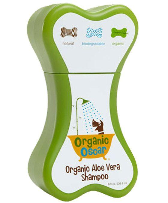 Organic Oscar Aloe Vera Shampoo  Organic Aloe Vera Shampoo: Zeer geschikt voor honden met een droge of gevoelige huid. Dankzij de combinatie van de biologische natuurlijke extracten van aloë vera en kamille ontklit het de haren en zorgt het voor een schone zachte en gladde vacht. Optimale shampoo voor hydratatie en bescherming voor de vacht en huid van elke hond. Kenmerkend voor Organic Oscar Aloe Vera Shampoo: bevat hoog percentage gecertificeerde biologische en natuurlijke ingrediënten is…