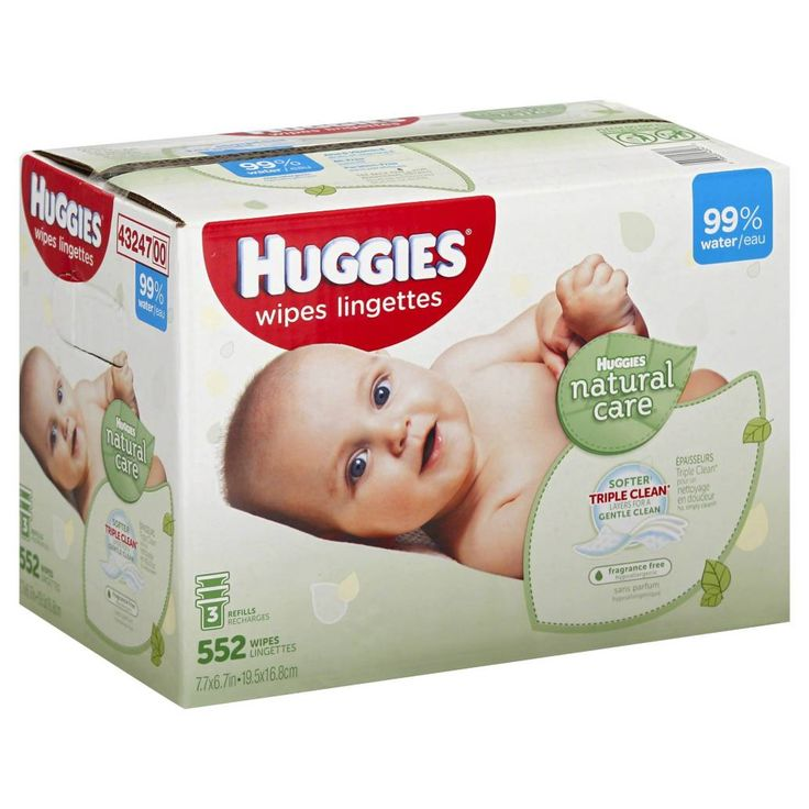 product image for Huggies® 552-Count Natural Care® Wipes