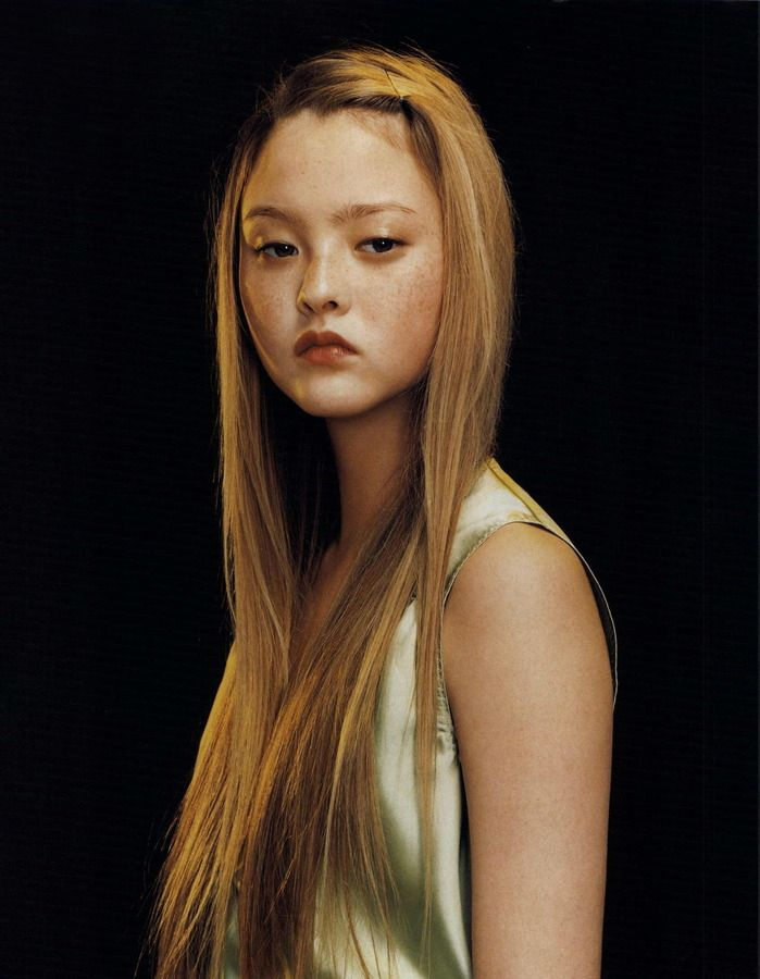 Devon Aoki by Lee Jenkins, October 2000