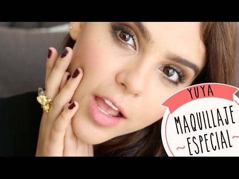 MAQUILLAJE COMPLETO PARA UN DÍA IMPORTANTE ♥ - Yuya - YouTube