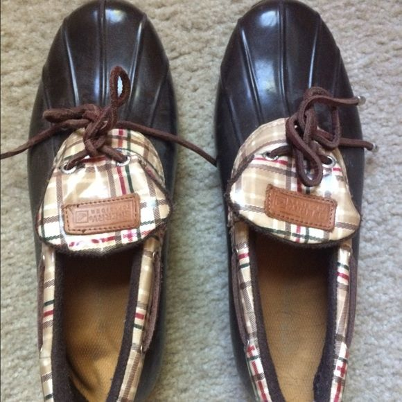 Sperry Duck Boots Womens Sperry Duck Boot Sperry Top-Sider Shoes Flats & Loafers