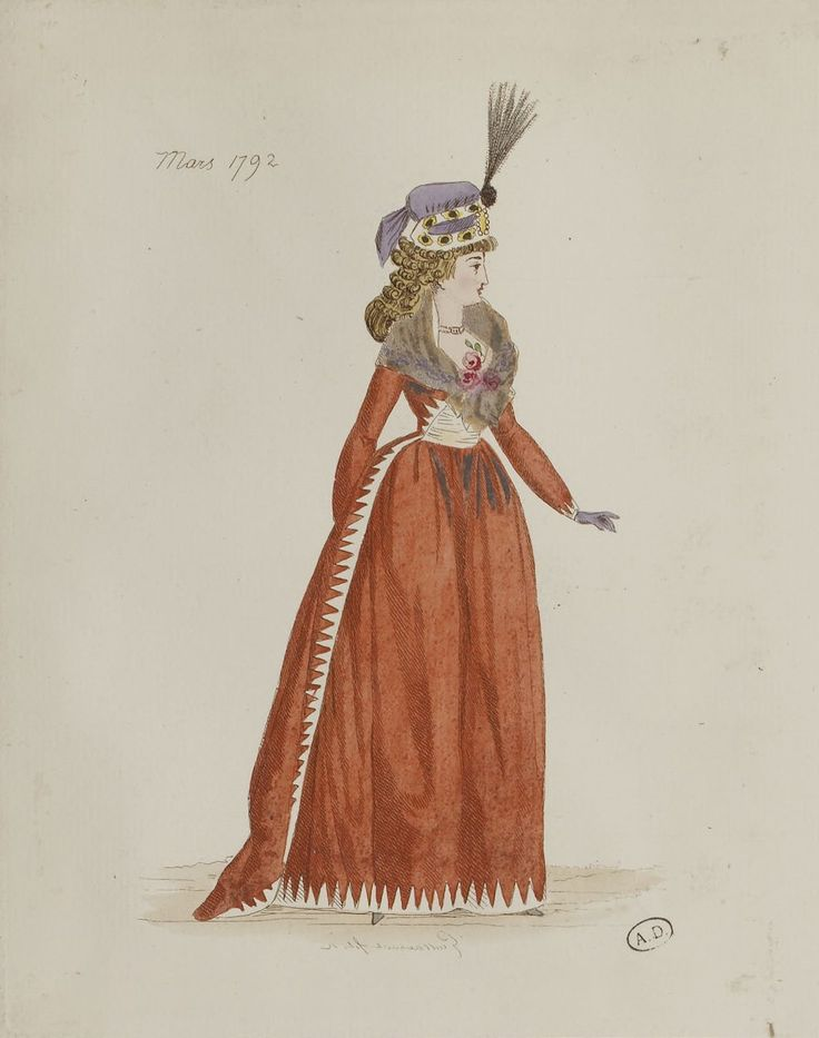 Mars, 1792