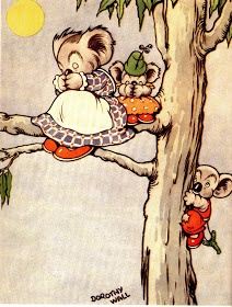 A peaceful day: The Story of Blinky Bill