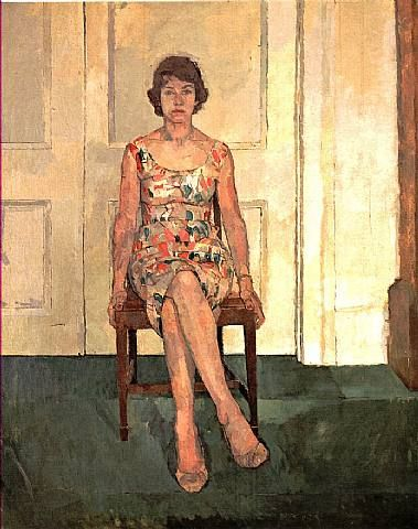Euan Uglow Take a figurative painting workshop at Cullowhee Mountain ARTS summer 2014! www.cullowheemountainarts.org