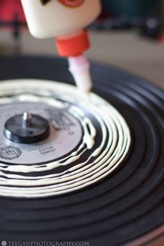 cleaning records (share with everyone who encounters records)