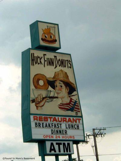 South Side Chicago Treasure: Huck Finn Donuts