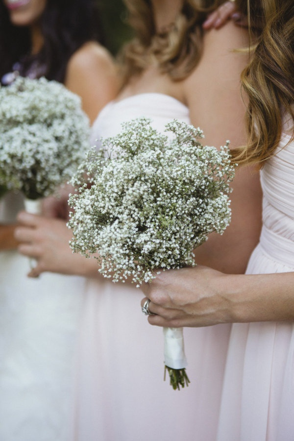 Baby´s breath - Fort Worth Wedding at Weston Gardens from Sara &