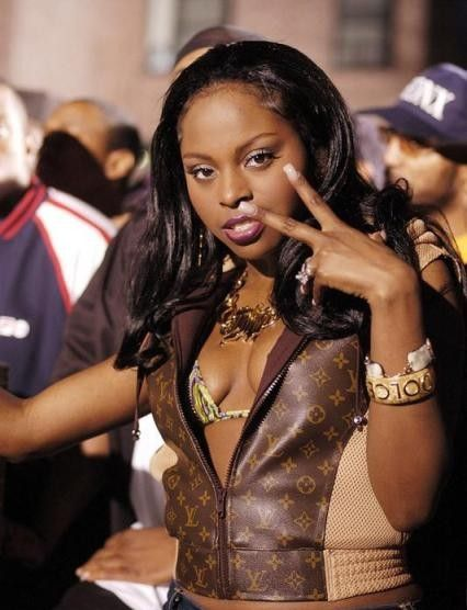 Foxy Brown Alleges She Was Robbed Of $100K At American Airlines Baggage Claim