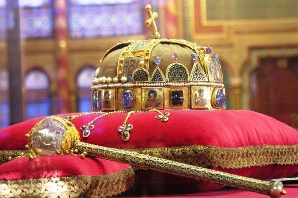 The Holy Crown of Hungary (Szent Korona) ‹ Daily News Hungary