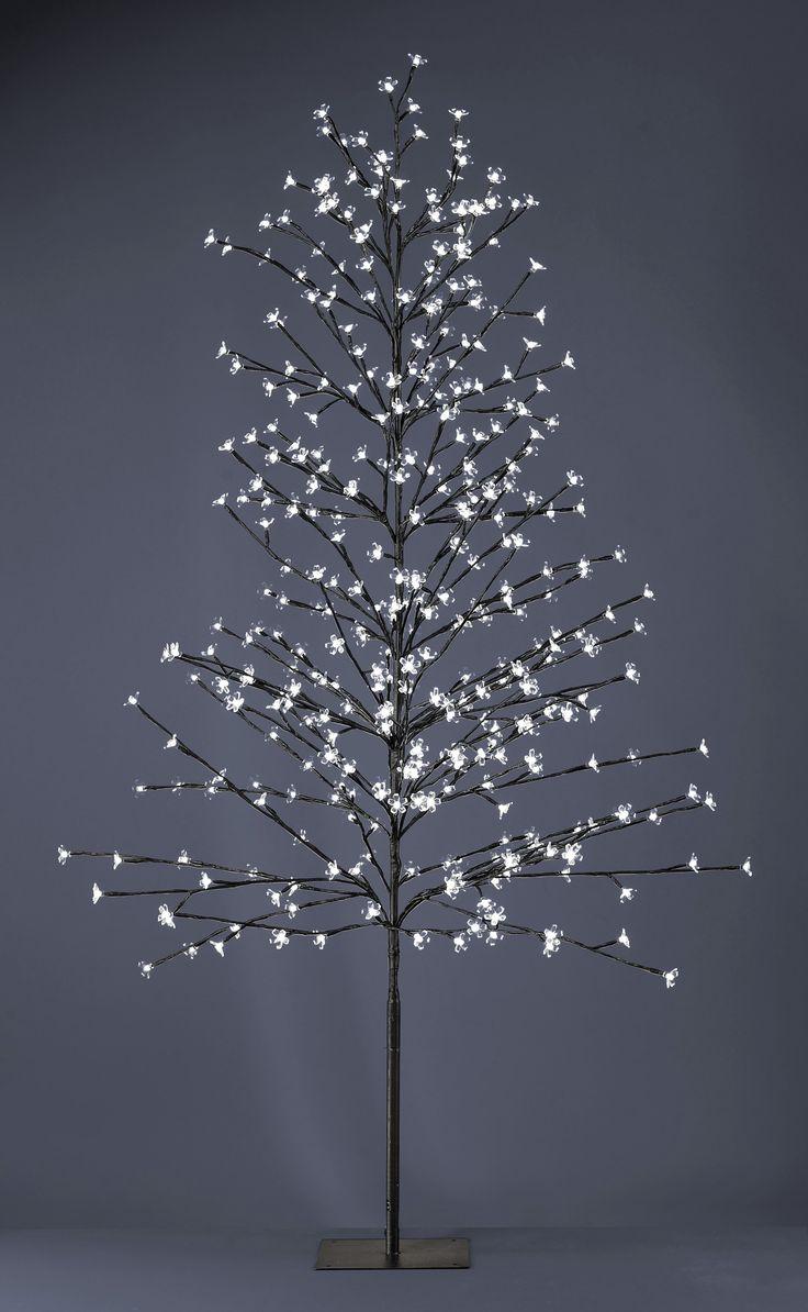 Great Hochwertige Au en Steh Lampe Garten Deko Baum Beleuchtung LED us Leuchten Direkt