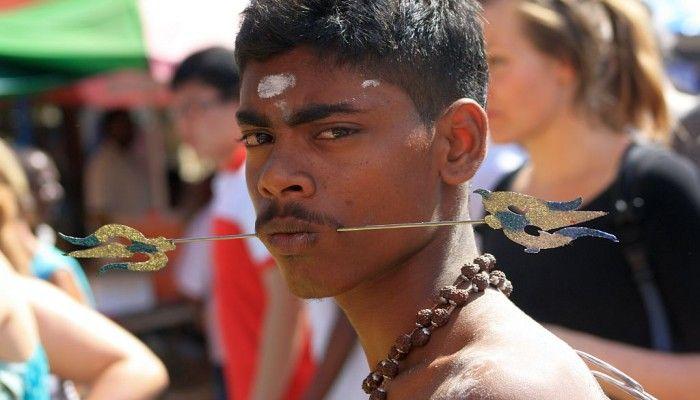 Le festival de Thaipusam en Malaysie, entre choc et fascination
