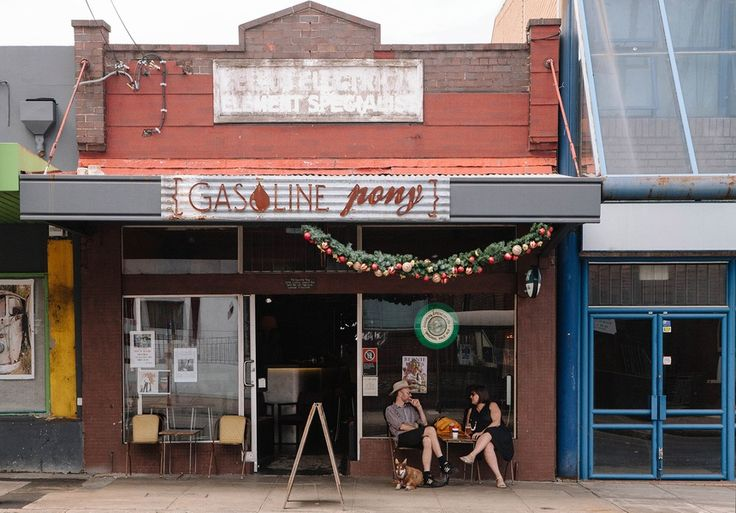 GASOLINE PONY: 115 Marrickville Road Marrickville > $10 bar food, craft beer, Acca-Pony for acappella choir on Tuesdays