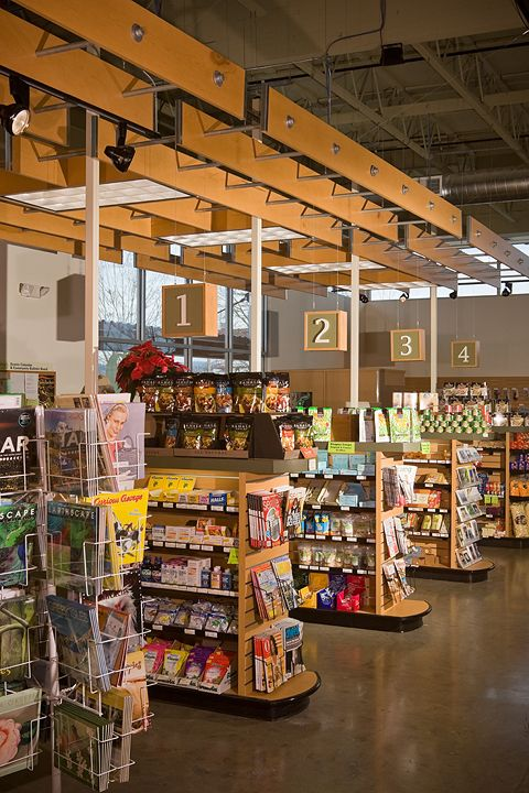 Greenfresh Market | Grocery Store Design, Plan, Build By I 5 Design