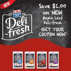 Save $1 on New Maple Leaf Deli-Fresh    Save Now: http://free4him.ca/coupons/save-1-on-new-maple-leaf/