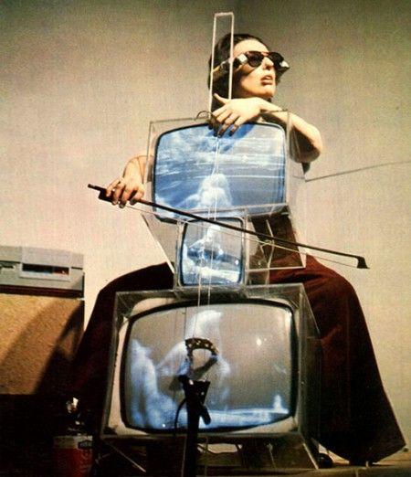 Nam June Paik, TV