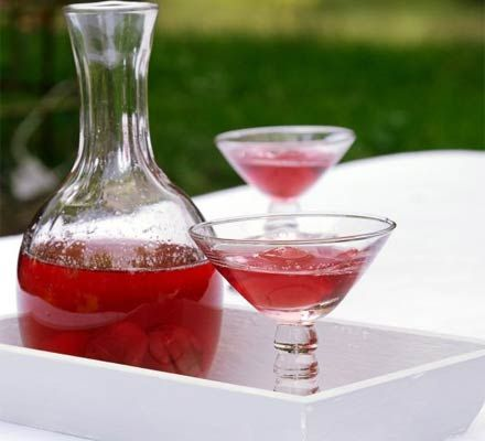 Cherry vodka recipe - we've been given the rental of a cherry tree in Kent for a year....cannot wait to harvest the cherries and make this!!