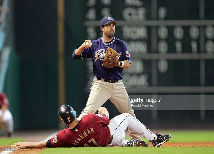 Each MLB team's most notable rental acquisition of the last 25 years  -  July 20, 2017:     The Unremarkable  -     San Diego Padres - Todd Walker (2006)  -   Walker gets the slight edge over Miguel Tejada (2010) due to the situation that followed. He hit .282 down the stretch, helping the Padres secure a postseason berth. It was short-lived, though, as they were swept by the Cardinals in the NLDS, with Walker going 0-for-9.