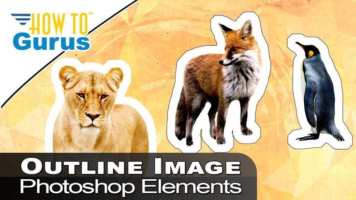 Pin op Adobe Elements Tutorials