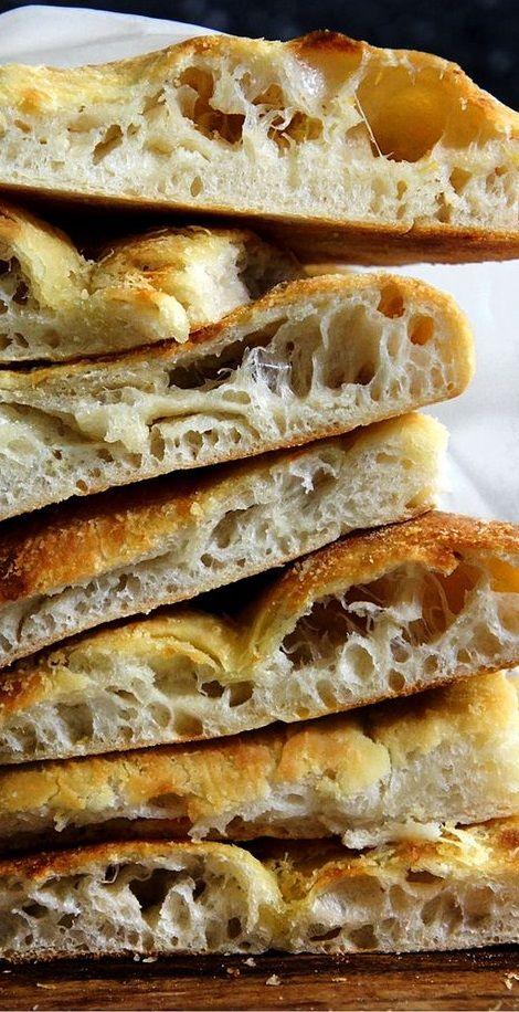 """GABRIELE BONCI'S PIZZA DOUGH ~~~ uses mulino marino wheat flour tipo 2 """"buratto"""" or a combination of white bread flour and tapioca flour [Gabriele Bonci] [ladyandpups]"""