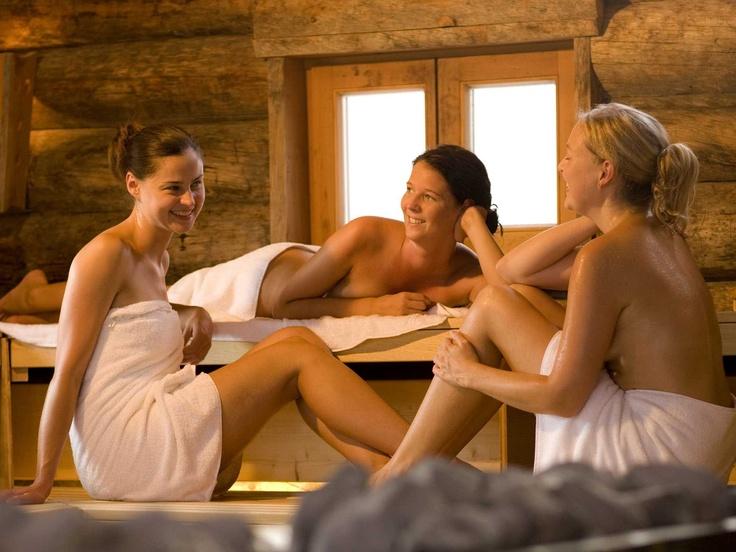Sauna im Thermenhotel Vier Jahreszeiten im Loipersdorf bei Fürstenfeld