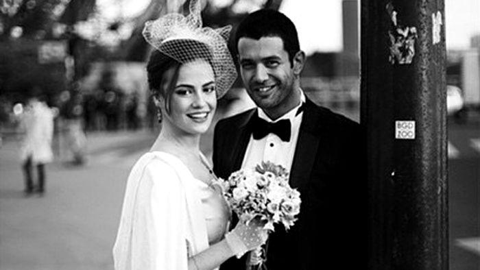 *-* Meltem z Fatmagül: Romantická svadba v Paríži!