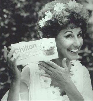 Mother Nature with Chiffon Margarine