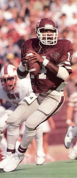 Texas A & M quarterback Kevin Murray ('84-'87)