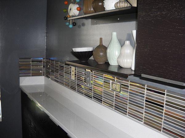 Modern Kitchen Backsplash Glass Tile 118 best backsplashes images on pinterest | backsplash ideas