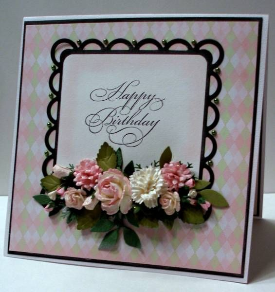 Birthday Card by ahlers5 - Cards and Paper Crafts at Splitcoaststampers