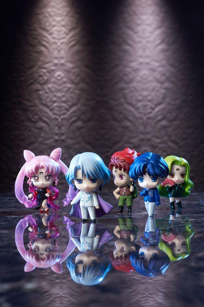 """sailor moon"" ""sailor moon toys"" ""sailor moon merchandise"" ""sailor moon figures"" ""black moon"" ""petit chara"" anime japan shop"