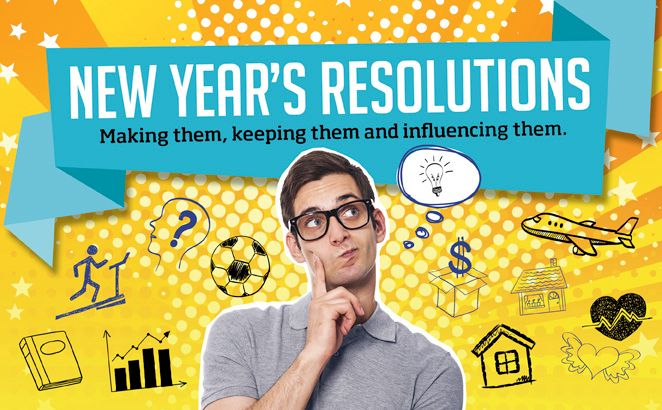 Some take it seriously. Some bid it farewell just after the clock strikes twelve. Some call it a Second Chance to Dream with Eyes Open. #New #Year #Resolution -- no one can deny having made some! Did you made any??
