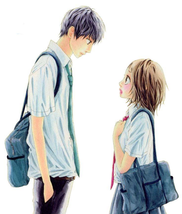 Strobe Edge + Live Action ♥ Read Strobe Edge Manga Online at MangaGrounds.net