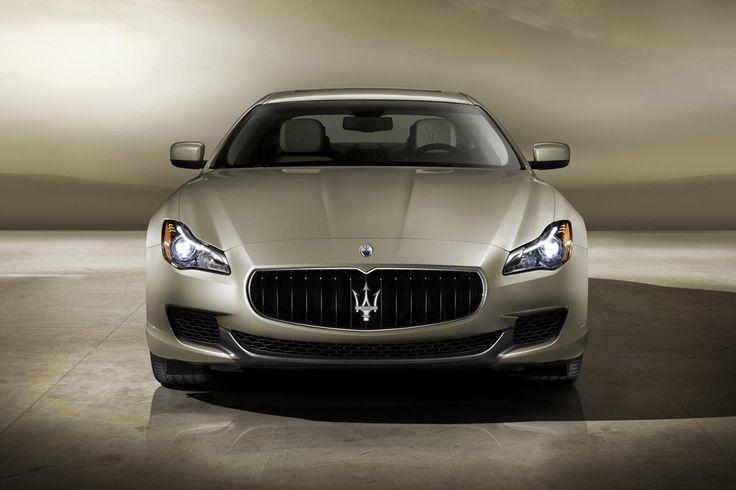 Image of Ermenegildo Zegna for Maserati 2014 Quattroporte