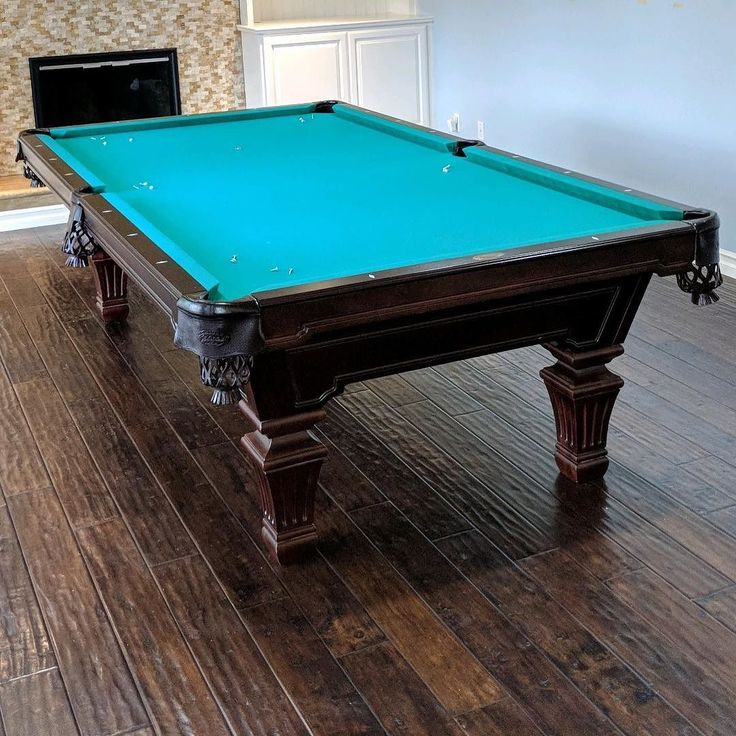 9 foot Olhausen pool table in Huntington Beach moving to Huntington Beach. Pool table is about 10 to 12 years old. We were actually here a few years back moving it from one room to another room and now we're moving it to a different home. I believe that the model is the Hampton. It's also got an accessory drawer. .... #billiards #dkbilliards #playpool #mancave #gameroom #pooltable